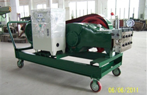 WQ3075移动式高压清洗泵
