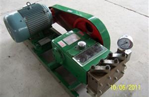 往复式高压柱塞泵