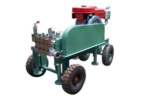 柴油机传动泵