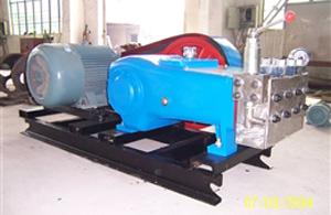 柱塞高压泵