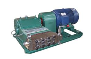 固定式齿轮传动清洗泵